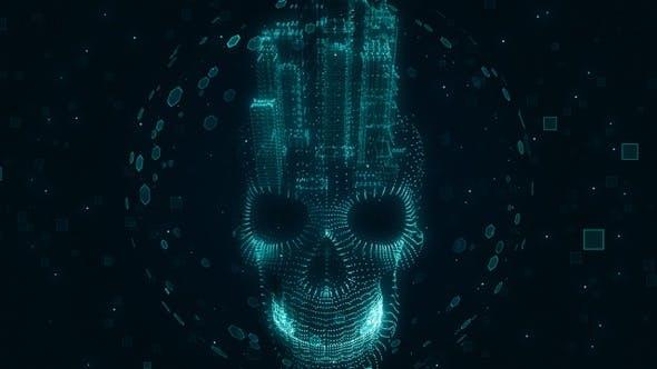 Thumbnail for Technology Digital Human City Hd