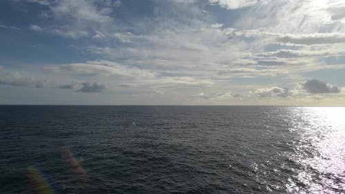 Open Sea Vessel Travel