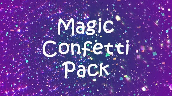 Thumbnail for Magic Confetti Pack