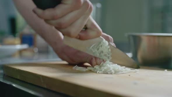 Thumbnail for Chopping Onion