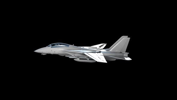 Thumbnail for F14 Tomcat Airplane Flying