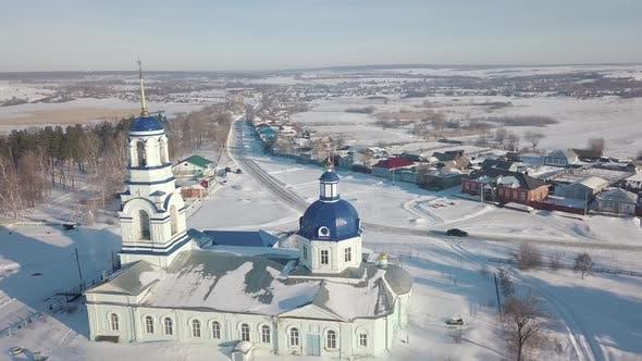 Thumbnail for White Russian orthodox church