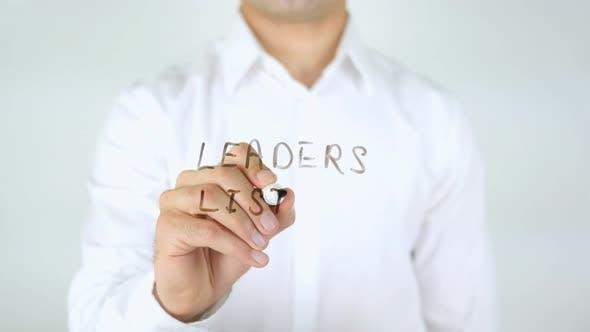 Thumbnail for Leaders Listen