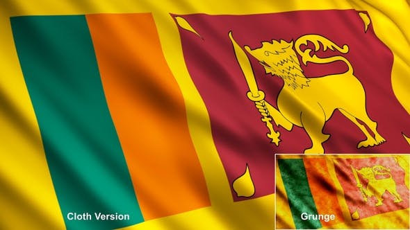 Thumbnail for Sri Lanka Flaggen