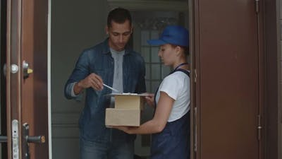 Delivery to Home