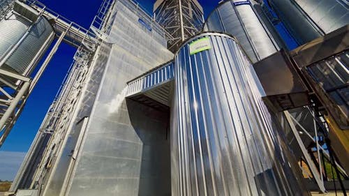 Getreidelager-Aufzüge