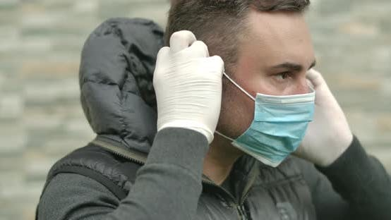 Thumbnail for Protective Mask