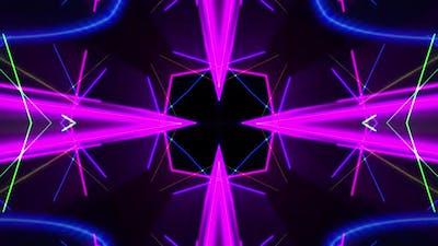 VJ Laser Light