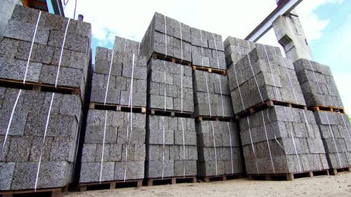 Building Blocks of Cement and Wood Chips