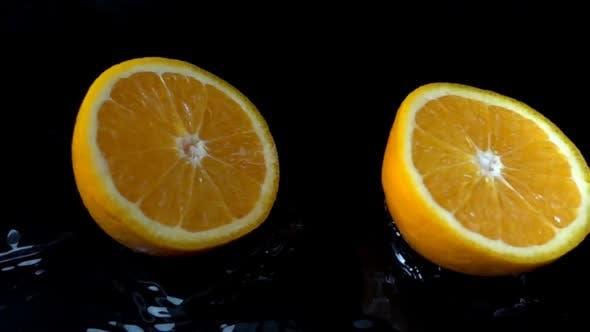 Thumbnail for Falling Orange 4