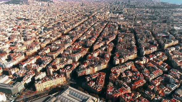 Thumbnail for Typical Square Quarters of Barcelona