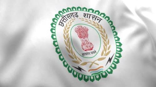 Chhattisgarh Flag (India)