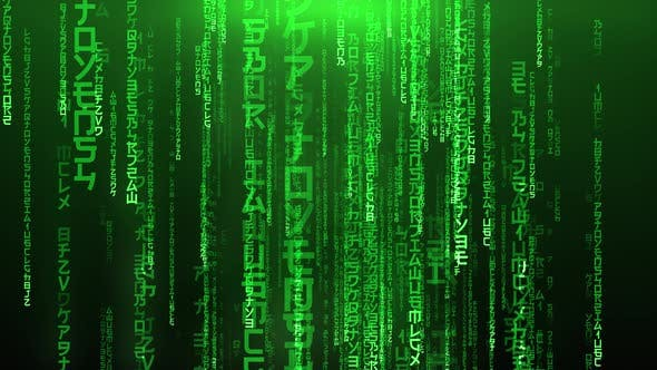 Cover Image for Matrix Background
