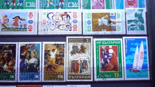 Thumbnail for Bulgaria Stamps