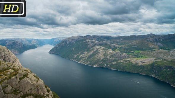 Thumbnail for Amazing View From Preikestolen in Norway