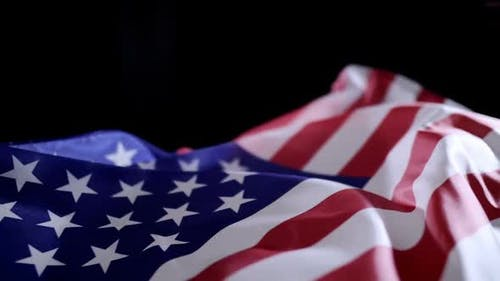 United State Flag 4 July