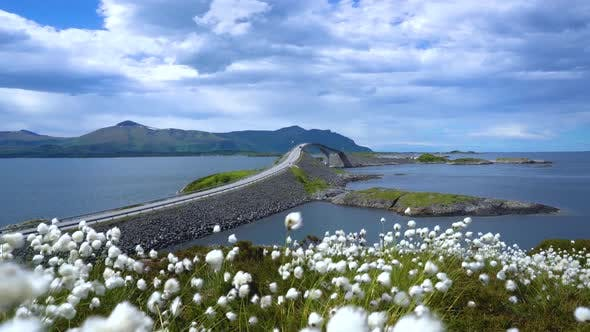 Thumbnail for Atlantic Ocean Road Norwegian Construction of the Century