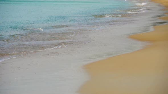 Thumbnail for Azure Waves Rolled Shore of Nai Harn Beach