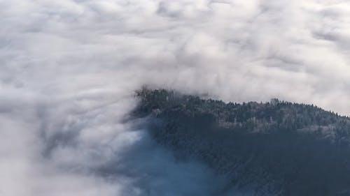Rollender Nebel