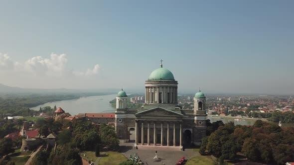 Thumbnail for River Danube in Esztergom