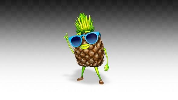 Pineapple Dance 6