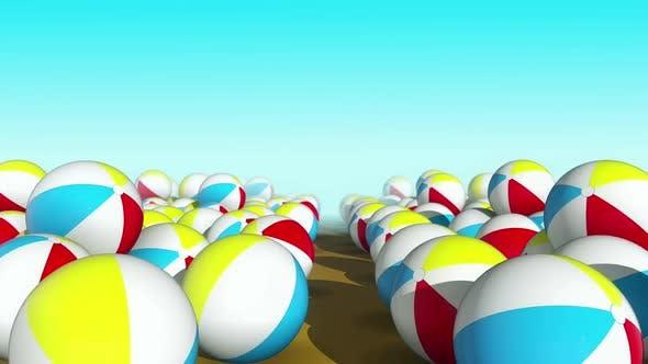 Beach Ball 01 Hd