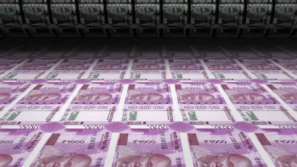 Thumbnail for Money Printing Indian Rupee