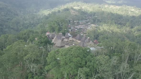 Thumbnail for Village on Mountain