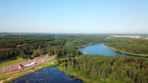 Thumbnail for Three Lakes In The Town Of Gorodok 18