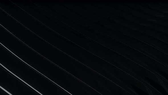 Clean Dark Chrome Background
