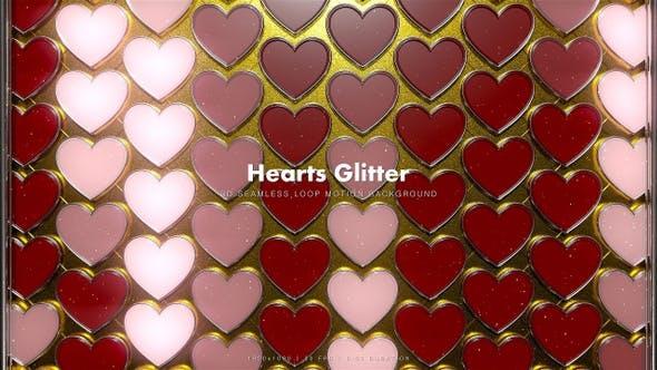 Thumbnail for Treasure Hearts Glitter 7