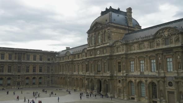 Thumbnail for Louvre Museum in Paris, France