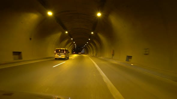 Thumbnail for Driving In Tunnel