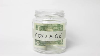 Saving Dollars For College
