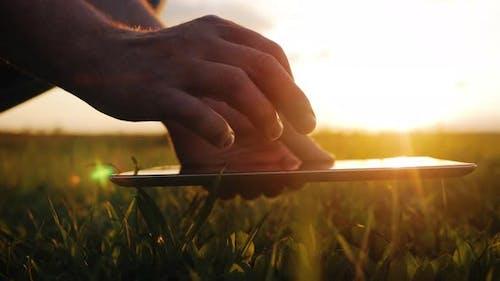 Agricultural Smart Farming