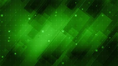 Green Corporate Background