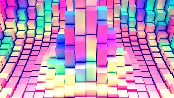 Thumbnail for VJ Pixel Block II
