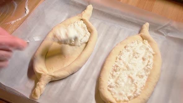Ajarian Khachapuri, National Pie