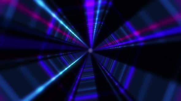 Digital Space Tunnel