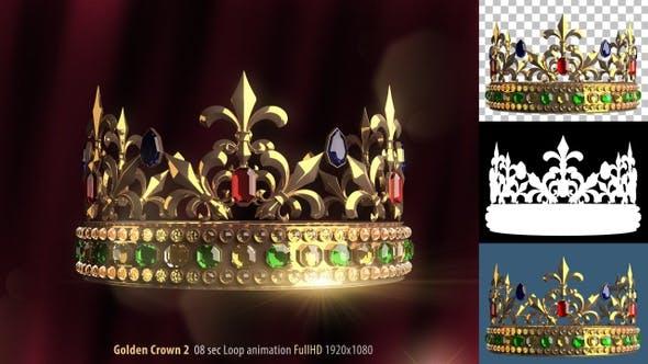 Thumbnail for Golden Crown 03
