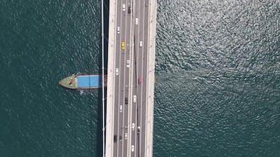 Sea Transportation Istanbul Bridge