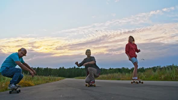 Thumbnail for Freestyle Longboarding