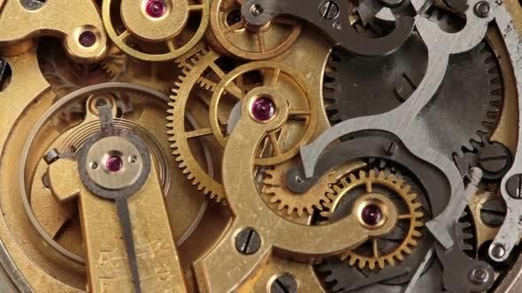 Thumbnail for Clockwork Chronograph 2
