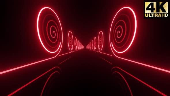 5 Helix Stroke Neon Corridor Pack