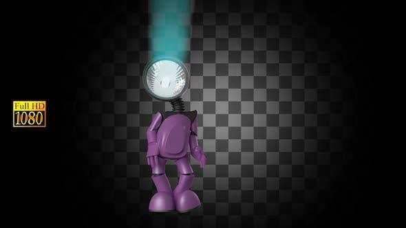 Thumbnail for Light Robot