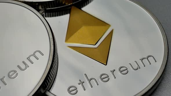 Thumbnail for Crypto Currency Ethereum ETH Coin