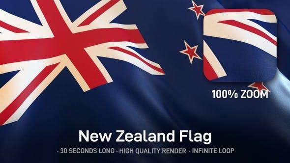 Thumbnail for New Zealand Flag