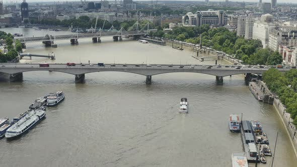 Thumbnail for Charing Cross Bridge, London