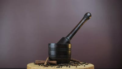 Spice mortar