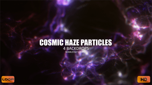 Thumbnail for Cosmic Haze Particles HD